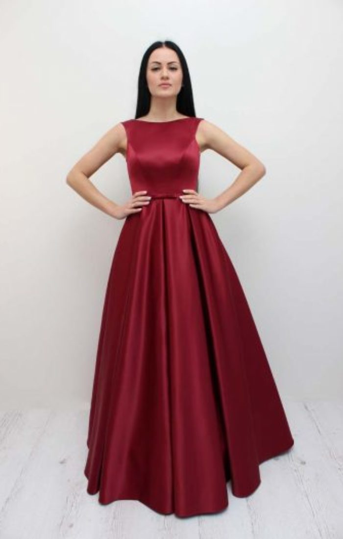 Вечірня сукня. Модель 017-41