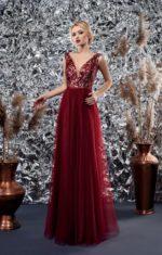 Вечірня сукня. Модель 018-06