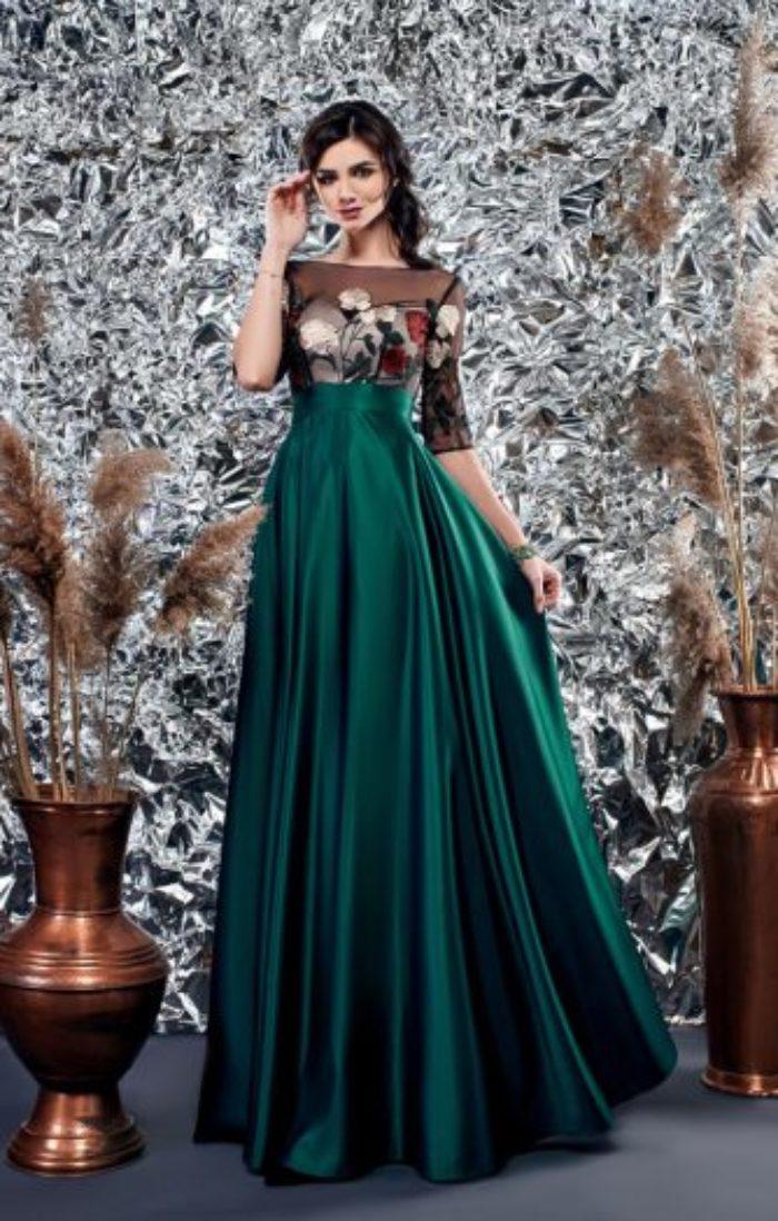 Вечірня сукня. Модель 018-43