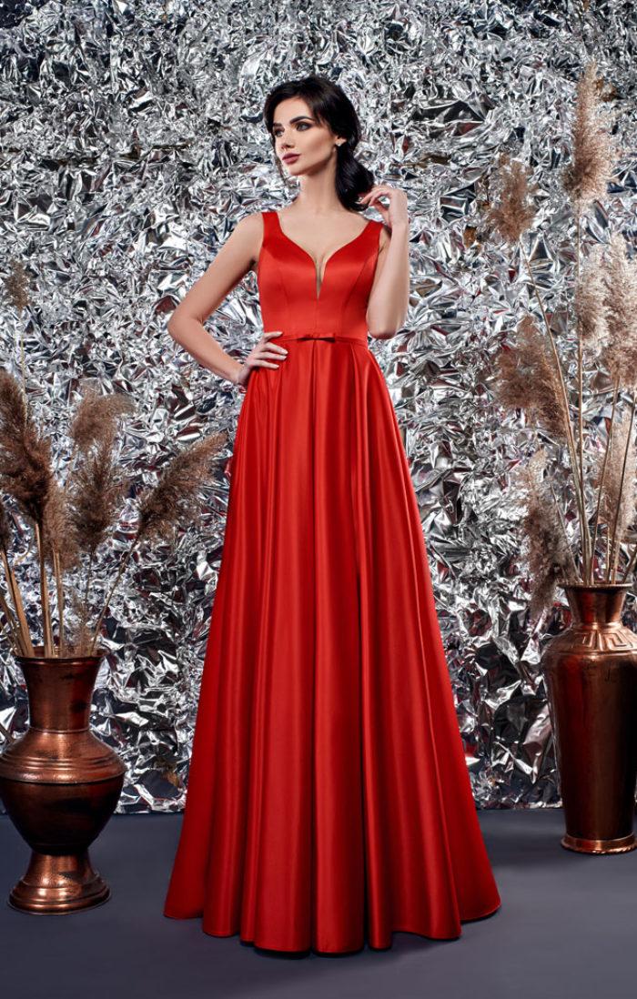 Вечірня сукня. Модель 018-49