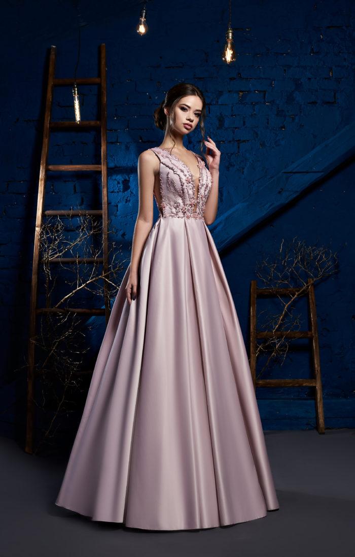 Вечірня сукня. Модель019_33