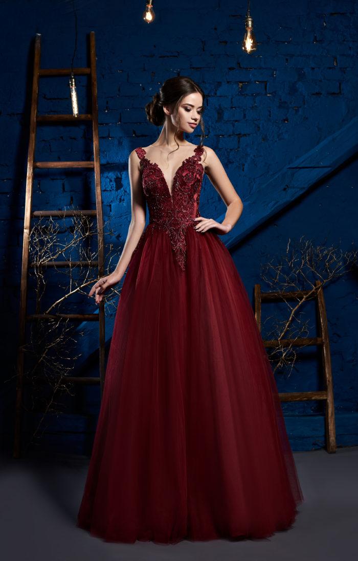 Вечірня сукня. Модель 019_25