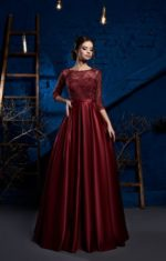 Вечірня сукня. Модель  019-23.
