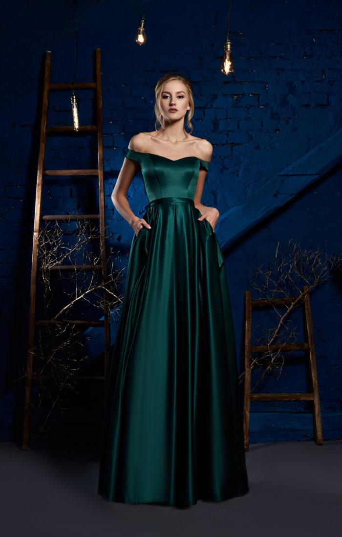 Вечірня сукня. Модель 019-13