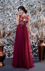 Вечірня сукня. Модель 018-13